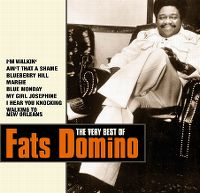 Cover Fats Domino - The Very Best Of Fats Domino [2017]